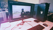 Супер 4K монитор на LG