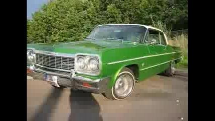 Impala 64 Lowrider ! е тва е хидравлика !