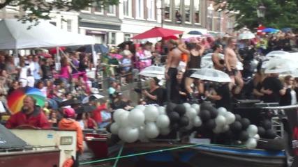 Гей парад във Амстердам ( Холандия ) / Никъде другаде !