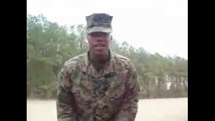 Войници правят мега якия freestyling ( Войници Рапъри )