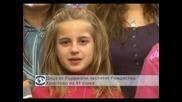 Деца честитят Рождество Христово на 41 езика