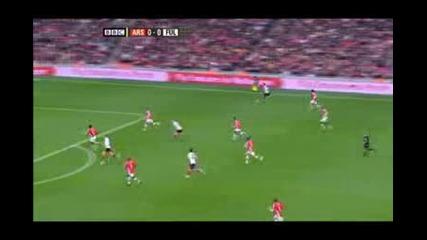Manuel Almunia season 08/09