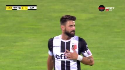 Локомотив Пд набързичко изравни на Славия от дузпа