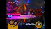 Камелия Тодорова и Даниел Каймакоски - Hot stuff - Пей с мен - 07.04.08 HQ