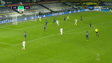 Лийдс - Арсенал 0:0 /репортаж/