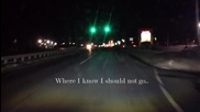 +превод - Arctic Monkeys - No Buses (lyrics Video)