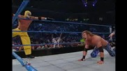 Matt Hardy & John Cena Vs Edge & Rey Mysterio