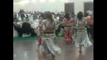 танцов състав Шам на сватба - индийски танц