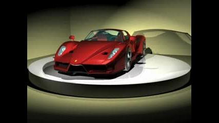 Ferrari Enzo На Maya 7.0