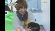 Бг Превод Shinee Hello Baby Ep3 2/5