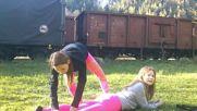 Yoga challenge1