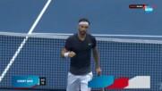 Григор Димитров стартира с победа на силния турнир във Виена