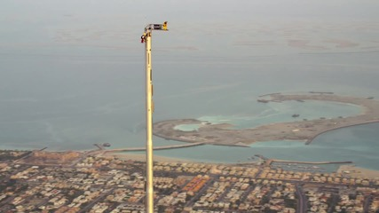 Висок адреналин в Дубай