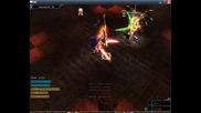 Roxx vs. Darkhell ( Devilmu Molten! )