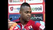 Маркиньос: ЦСКА е любимият ми отбор