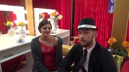 Dancing Stars - Михаела и Светльо втора победа (25.03.2014г.)