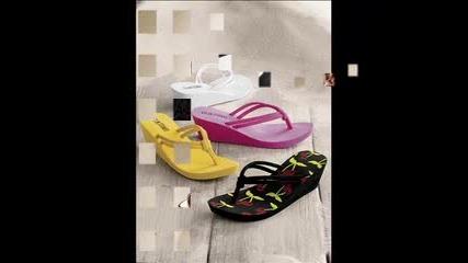 Колекция Летни Обувки