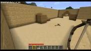 Minecraft building de_dust (counter Strike)