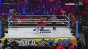 Wwe Summerslam 2012 Kofi Kingston & R-truth Vs Darren Young & Titus O'neil [ Tag Team Championship ]
