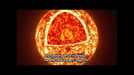 Тайните на Слънцето - The Sun част 2