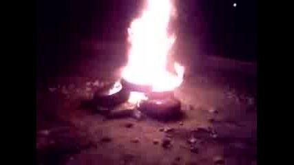 Бесен огън в pz