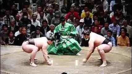 Котоошу срещу Хакухо
