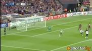 Барселона 3 : 1 Ман Юнайтед