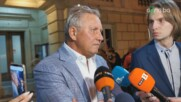 Иван Василев: Боби Михайлов е ерудиран човек, с много опит