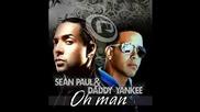 Sean Paul Ft. Daddy Yankee - Oh Man Lyrics