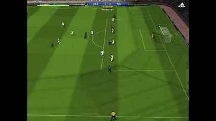Fifa Online 2 - ep. 2 Manchester United vs Real Madrid (lazar11 vs. Uheii1)