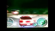 nisan 240 sx na zadni gumi need for speed undergrond 2