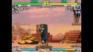 Street Fighter 3rd Strike Gvision Ranbat 091606 3on3 Pt1