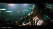 8 миля - финалната рап битка [ Eminem vs papa doc ]