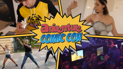 Магията на Aniventure Comic Con - очаквайте новия мини-сериал във Vbox7