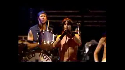 Red Hot Chili Peppers - Californication - Live At Slane Castle 16