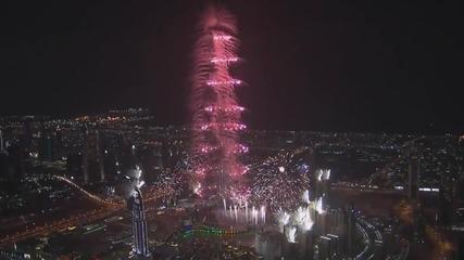 Нова Година в Дубай - Burj Khalifa ..