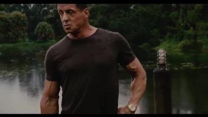 Куршум в Главата / Джими край реката