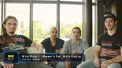 Български гейм награди - Номинации: Victus Rewrite History