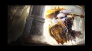 """leage of legends poppy""""song"""