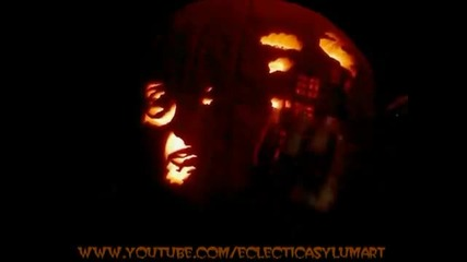 Pumpkin Carving - Happy Halloween Карвинг за хелоин
