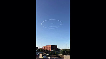 UK: Smiley face appears in skies above Bristol as Balloon Fiesta begins despite COVID