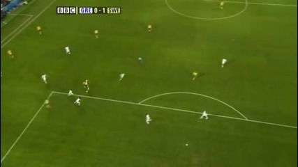 Greece 0 - 1 Sweden - Ibrahimovic