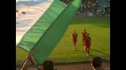 Ботев Враца - Б.криводол(края на мача)