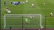 Юнайтед прекърши Уест Хем, Рууни вкара фамозен гол