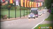 Закриха тренировките на Ла Фурия, 6 коли ескорт охраняват тима - Видео Всичко от Футбол - Sportal.bg