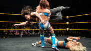 Kairi Sane vs. Candice LeRae vs. Nikki Cross - NXT Women's Title No. 1 Contender's Triple Threat Match: WWE NXT, July 18