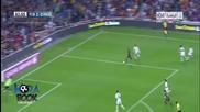 Dani Alves amazing trick vs Ronaldo ! 26.10.2013