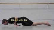Упражнения за сила- лицеви опори с обърнат захват