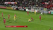 Молдова - Уелс 0:2 /репортаж/