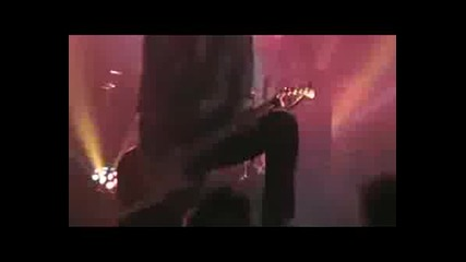 The Birthday Massacre - Kill The Lights (live)